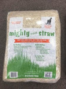 Mighty Fine Straw