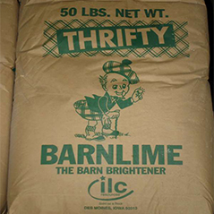 Thrifty Barn Lime