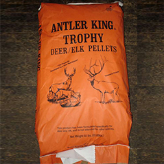 Antler King Deer & Elk Pellets