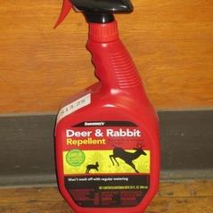 Liquid Deer & Rabbit Repellant