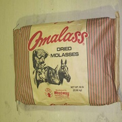 molasses dry