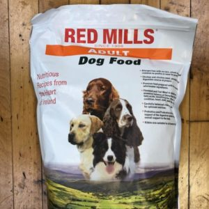 red mills adult dog food, 5 lb bag