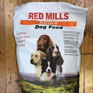 red mills adult dog food, 5 lb bag