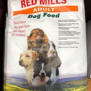 red mills adult dog food, 30 lbs