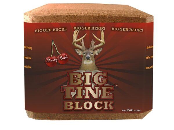 big tine deer block, 25 lbs