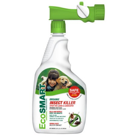 eco smart insect killer in trigger sprayer bottle