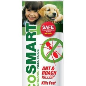 eco smart organic ant roach killer in bottle