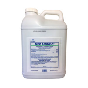 mec amine-d in 2.5 gal bottle